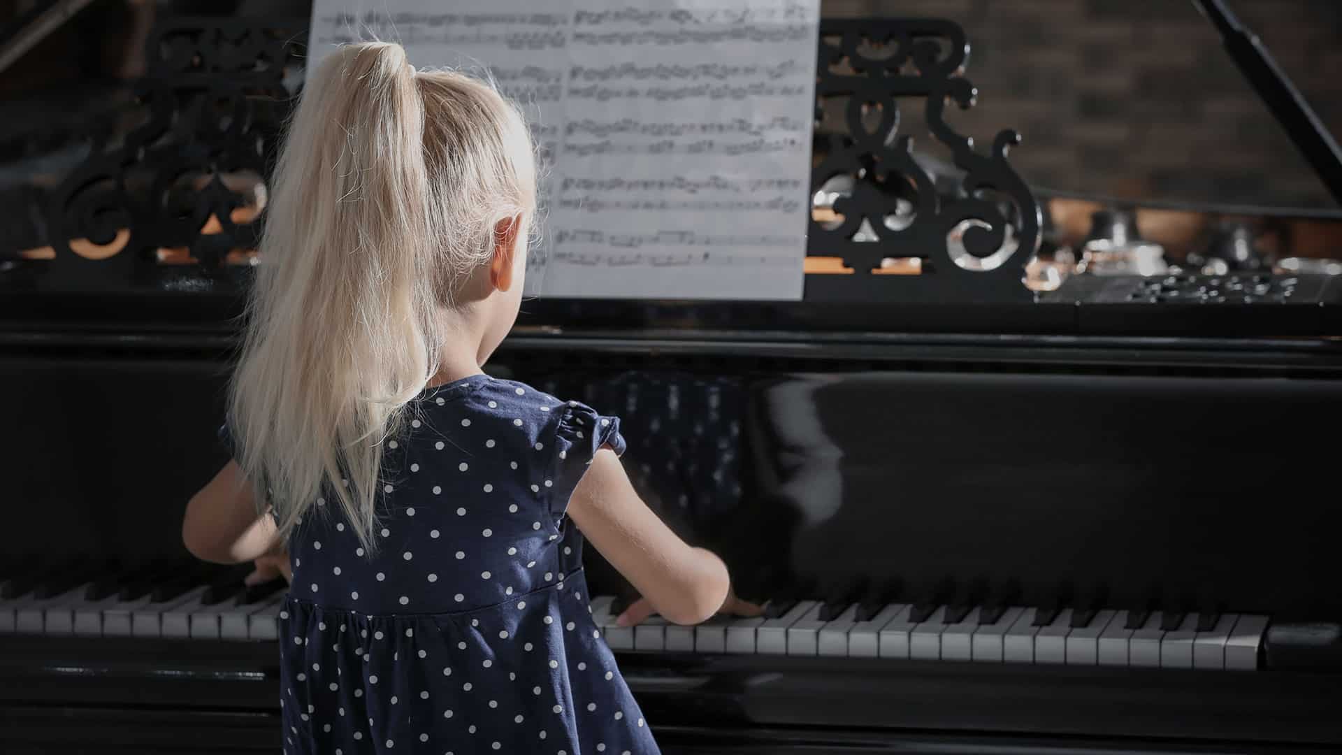 Piano Lessons Kensington