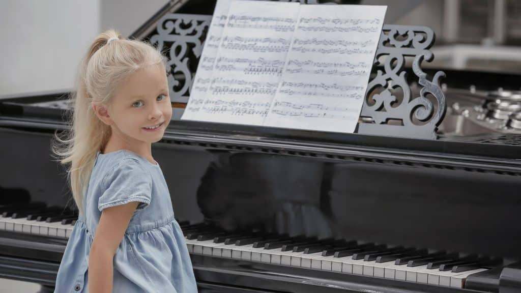 Piano teacher Shepherd's Bush
