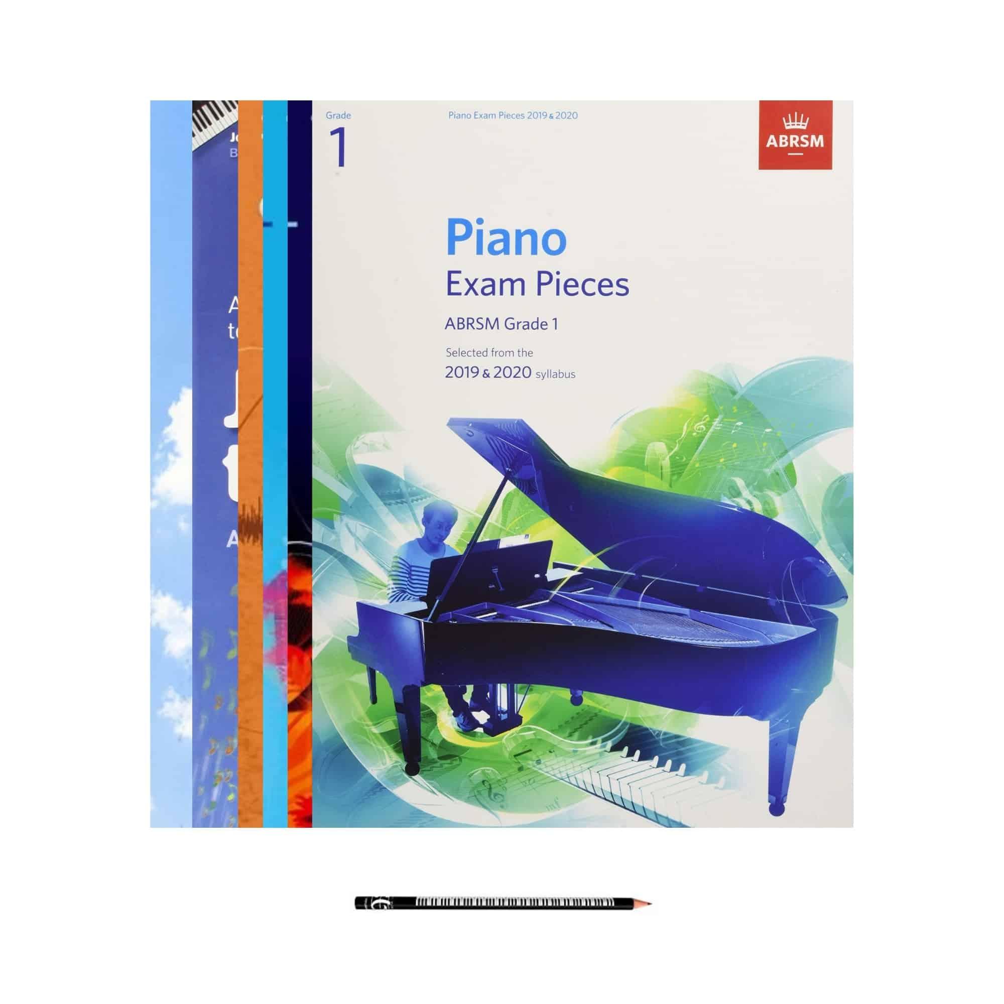 ABRSM Practical Piano Exam Grade 1
