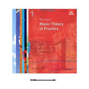 ABRSM Music Theory Exam Book Pack